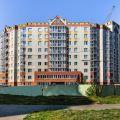 Жилой комплекс, Дома на ул. Перелета, 21 и 4стр