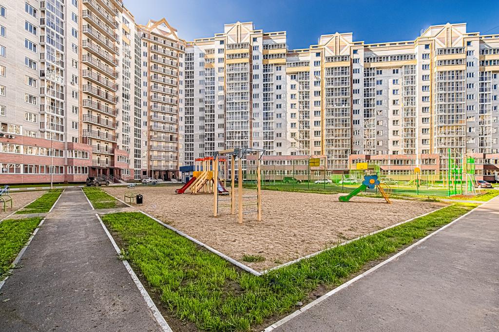 Жилой комплекс-Микрорайон «Прибрежный»