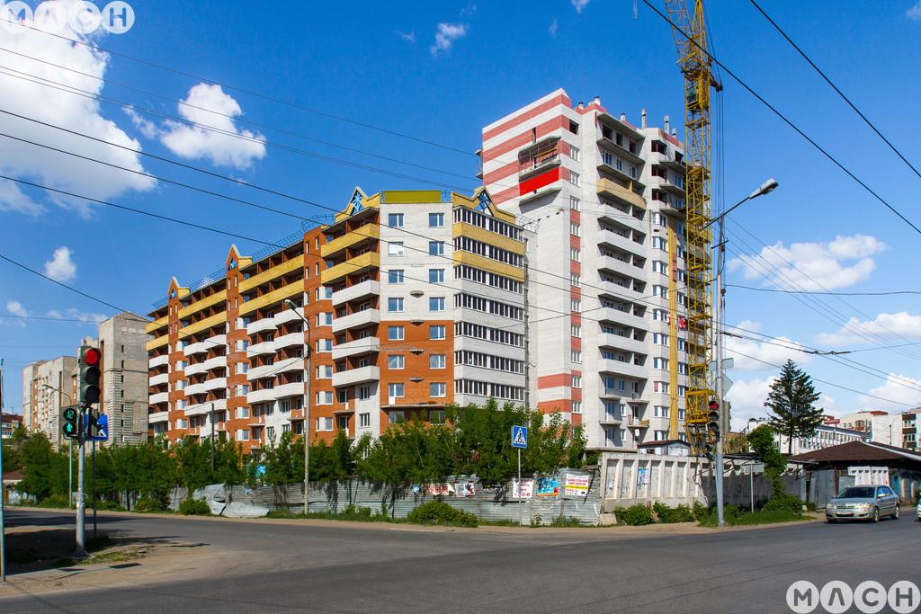 Жилой комплекс-Дом на ул. Куйбышева, 113