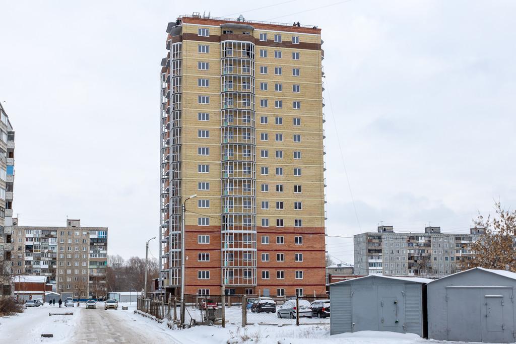 Жилой комплекс-Дом на пр. Академика Королёва, 3 к3
