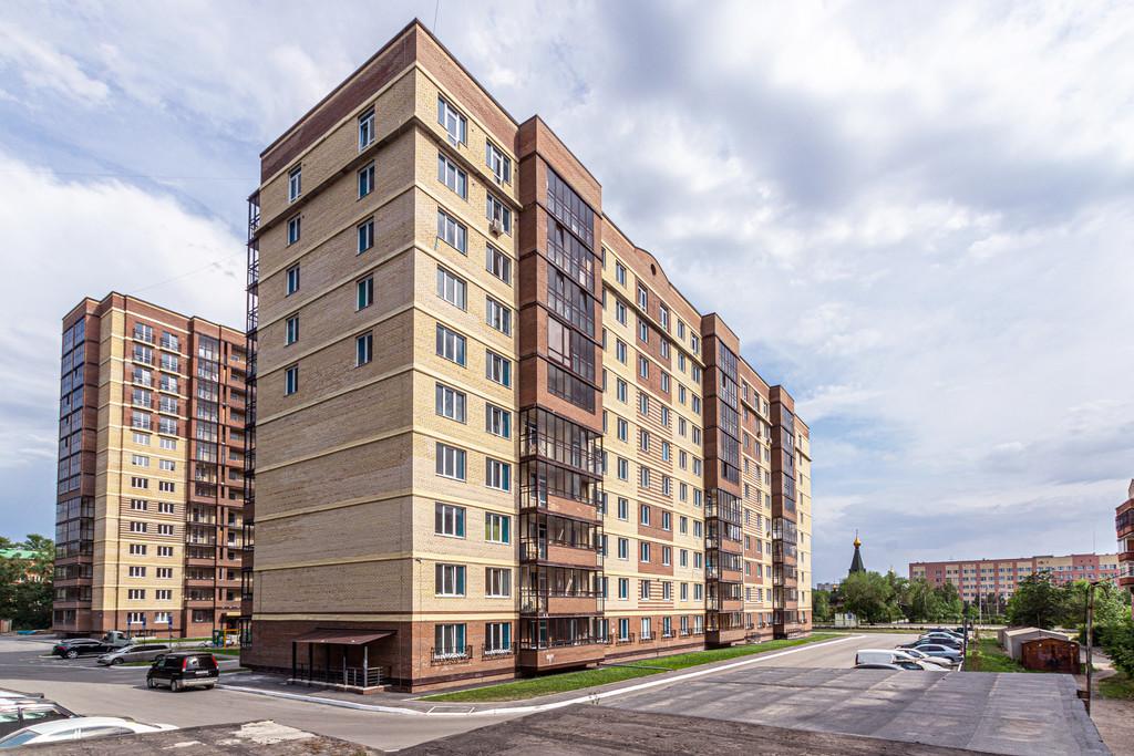 Жилой комплекс-Дома на ул. Успенского