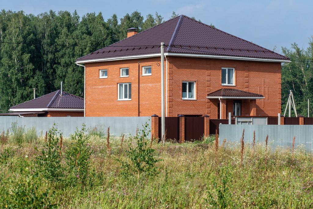 Коттеджный поселок-Новая Давыдовка