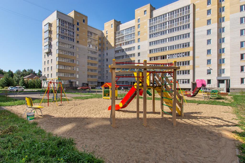 Жилой комплекс-Московка-2