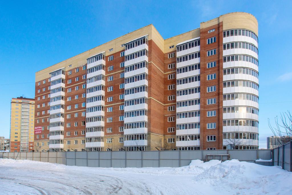 Жилой комплекс-Дом на пр. Академика Королева, 3 к1