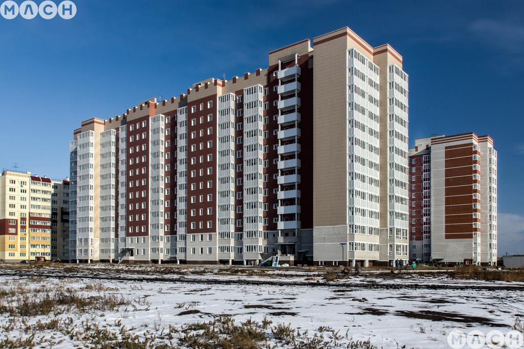 Жилой комплекс-Амурский-2
