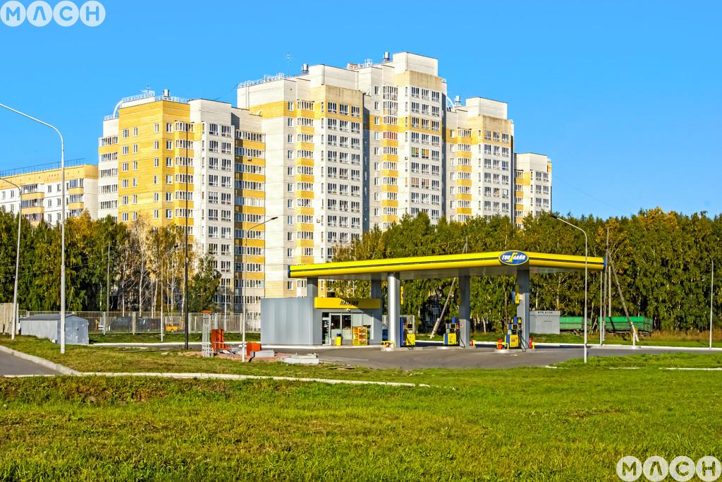 Жилой комплекс-Дом на ул. Волгоградская, 44