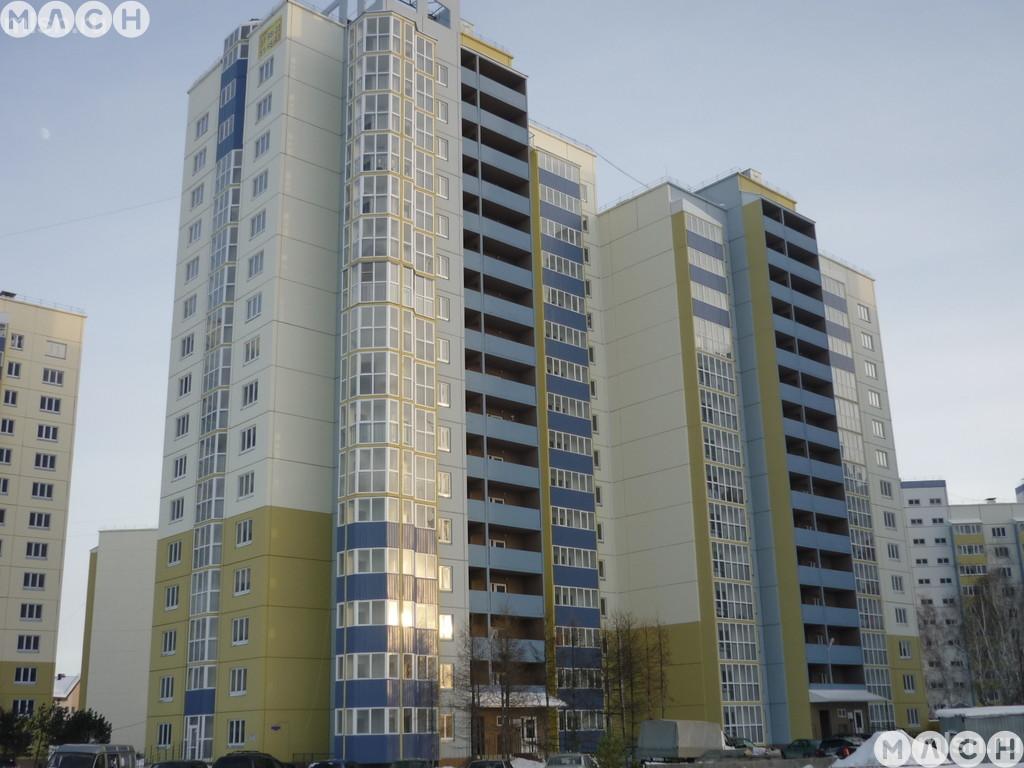 Жилой комплекс-Дом на б-ре Архитекторов, 15