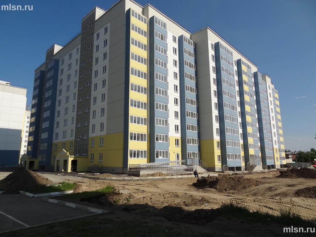 Жилой комплекс-Модерн