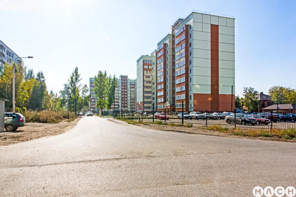 Жилой комплекс-Дом на ул. Молодова, 24