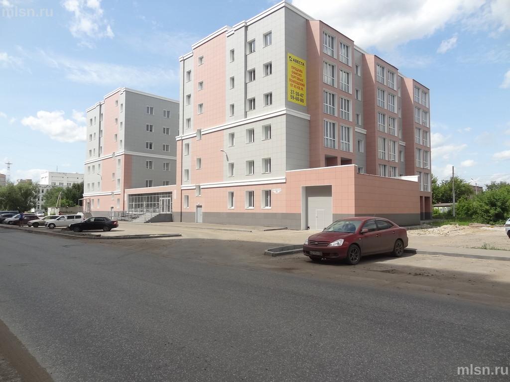 Жилой комплекс-Апартаменты на Октябрьской