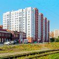 Жилой комплекс, Дом на ул. Октябрьская, 107