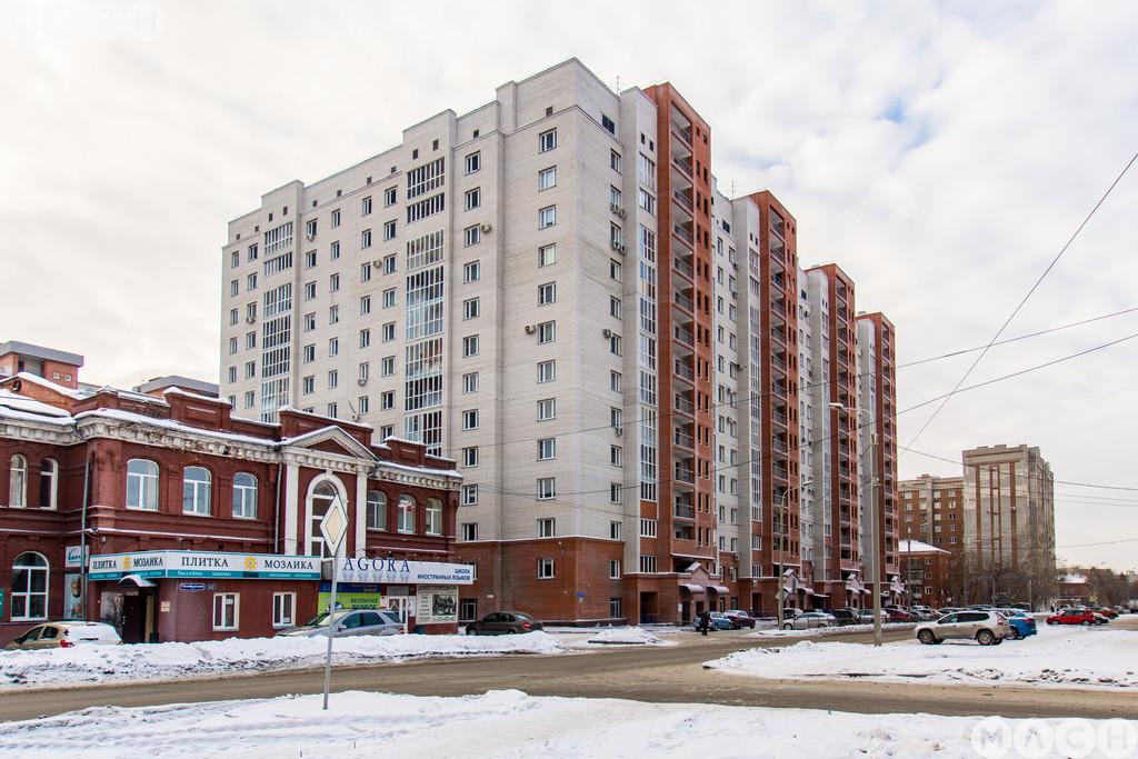 Жилой комплекс-Дом на ул. Октябрьская, 107