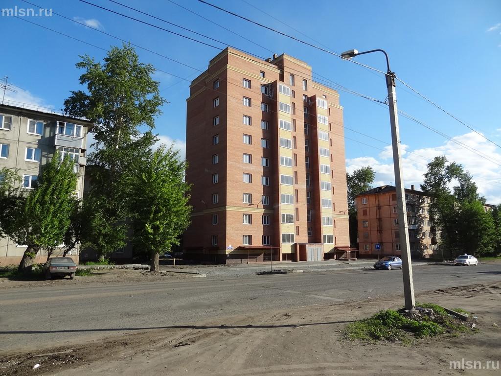 Жилой комплекс-Дома на ул. Энтузиастов, 63/В и 65/В