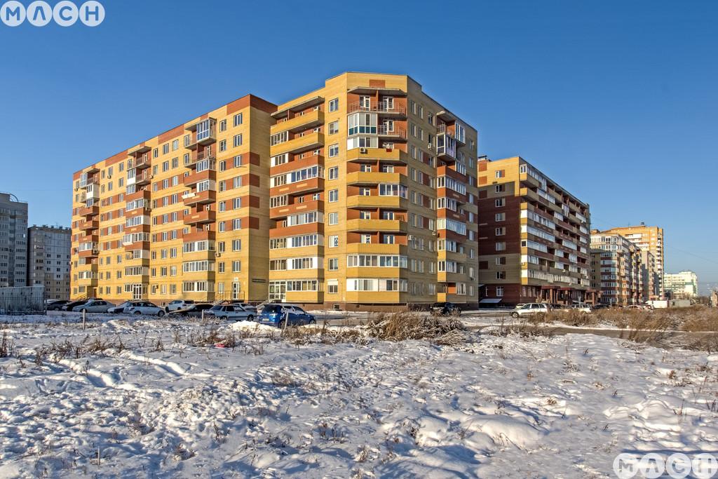 Жилой комплекс-На Дианова