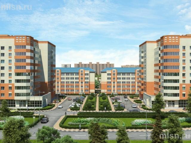 Жилой комплекс-Микрорайон 13 «Садовый»