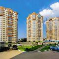 Жилой комплекс, На Андрианова — Пригородной