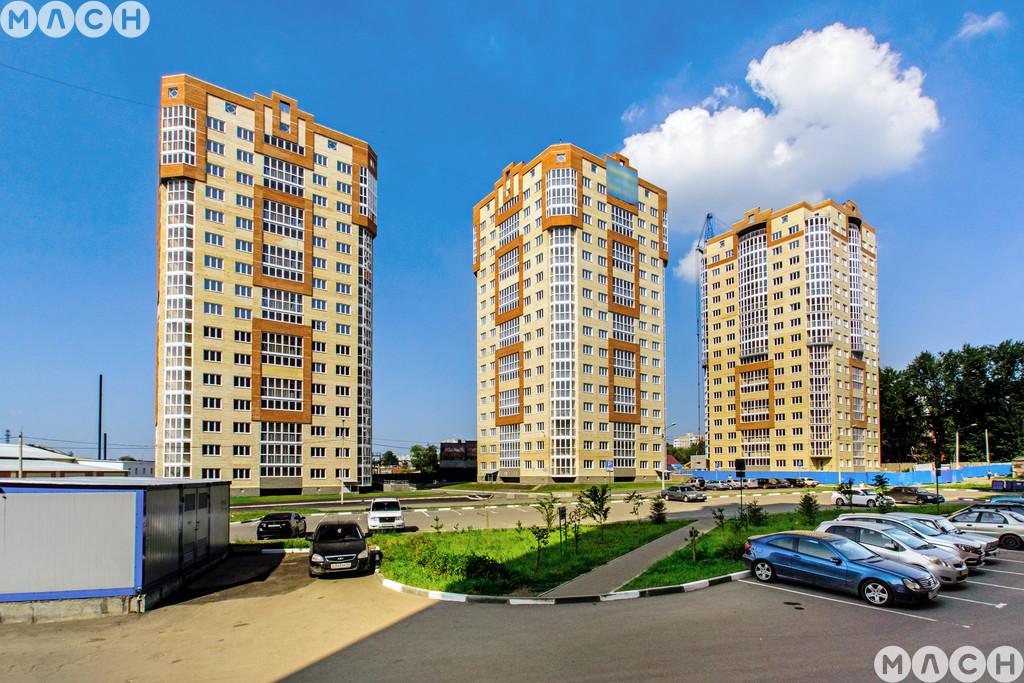 Жилой комплекс-На Андрианова