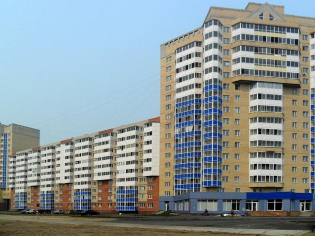 Жилой комплекс-Аванград