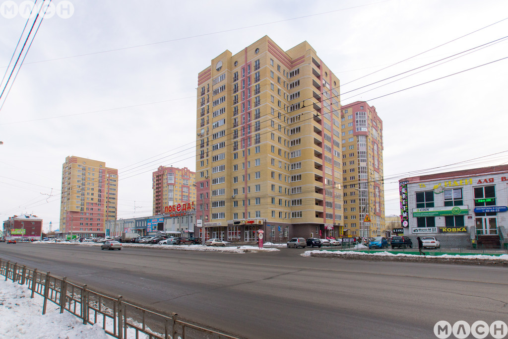 Жилой комплекс-Дома на ул. 13-я Линия - 10 лет Октября