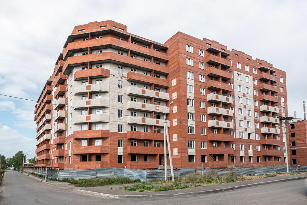 Жилой комплекс-Дома на ул. Красной Звезды 1-я