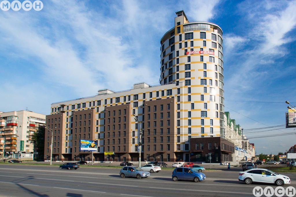 Жилой комплекс-Жуковка