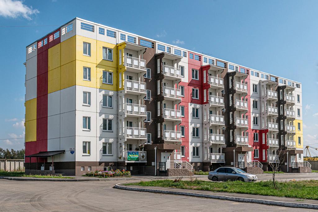 Жилой комплекс-Микрорайон Чередовый