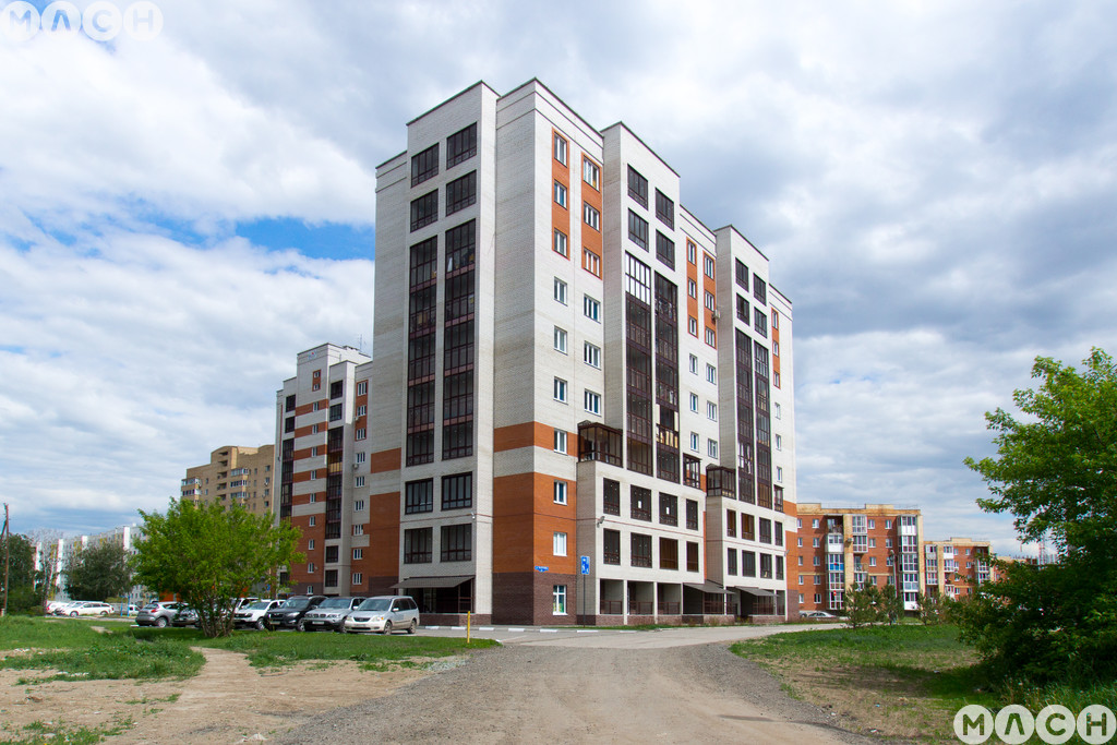 Жилой комплекс-Дом на ул. Ватутина, 31