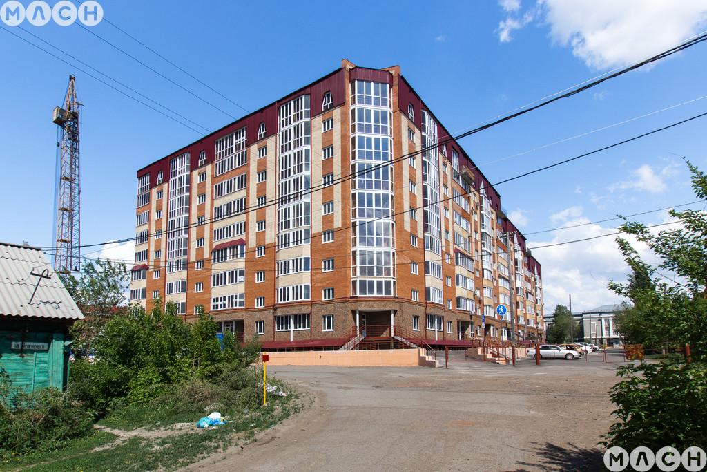 Жилой комплекс-Омская слобода