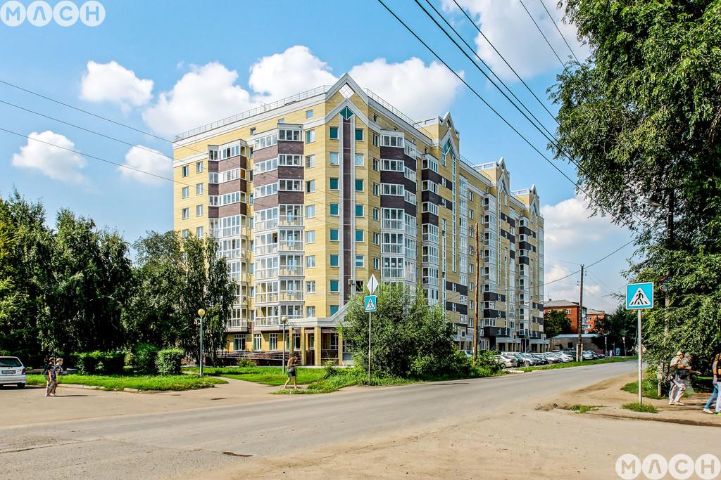 Жилой комплекс-Дом на ул. Кошевого