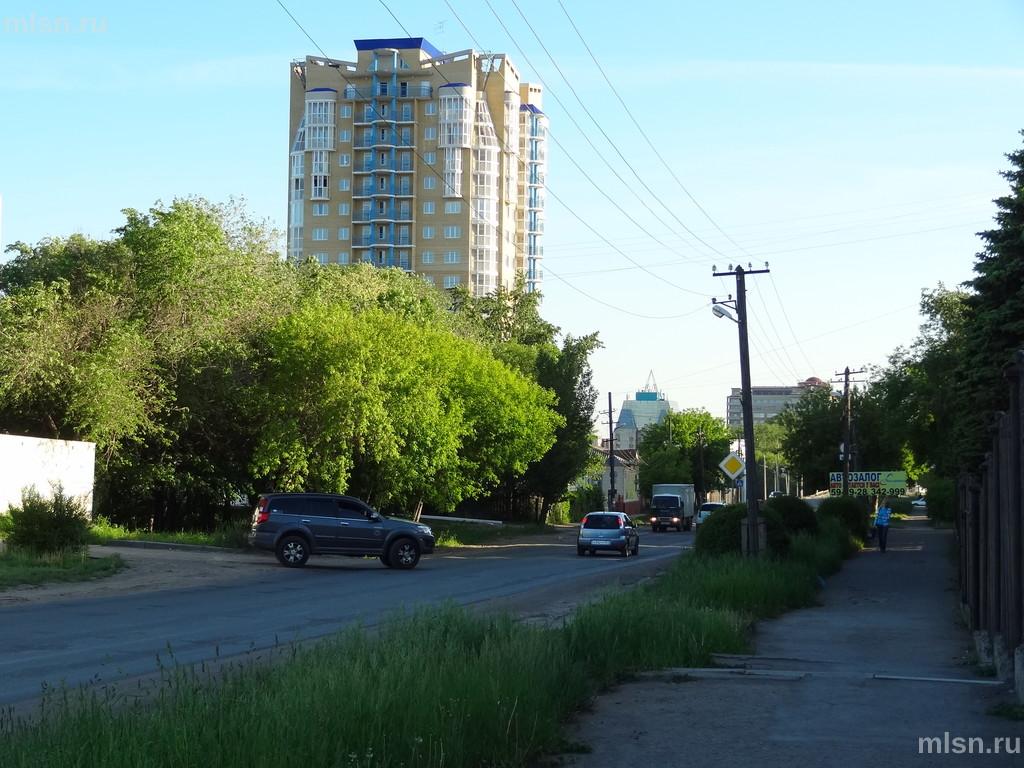 Жилой комплекс-Дом на ул. Госпитальная, 19А