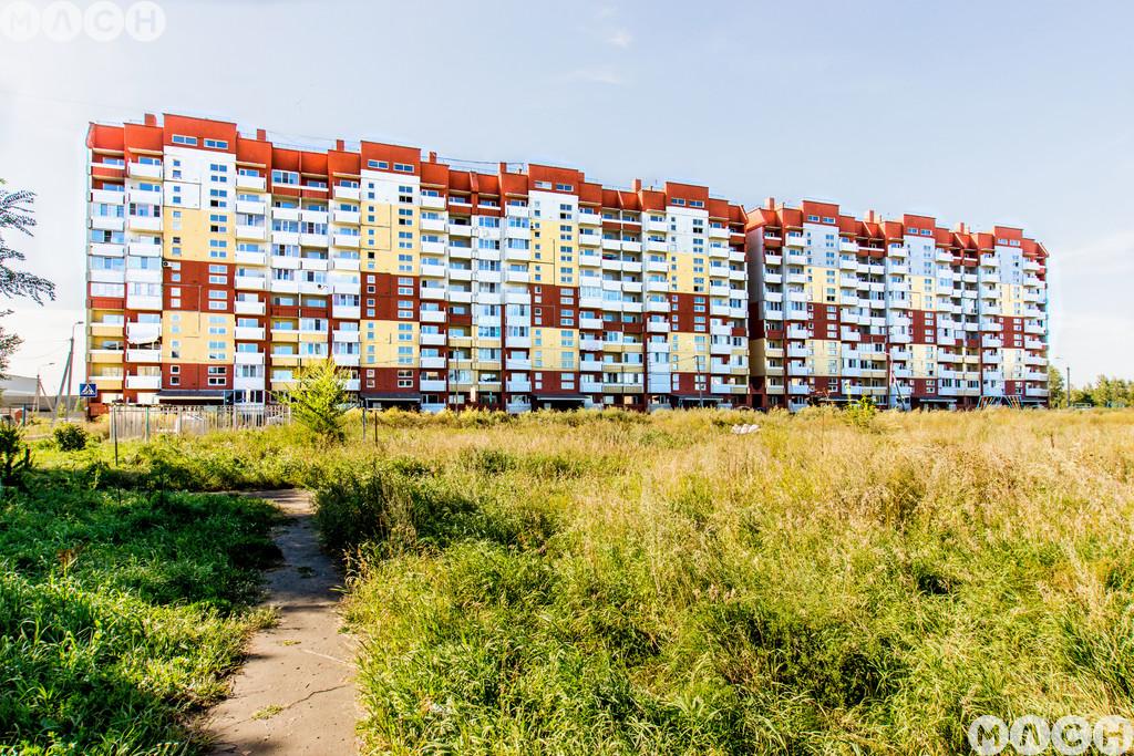 Жилой комплекс-Дом на ул. Завертяева, 9 к6