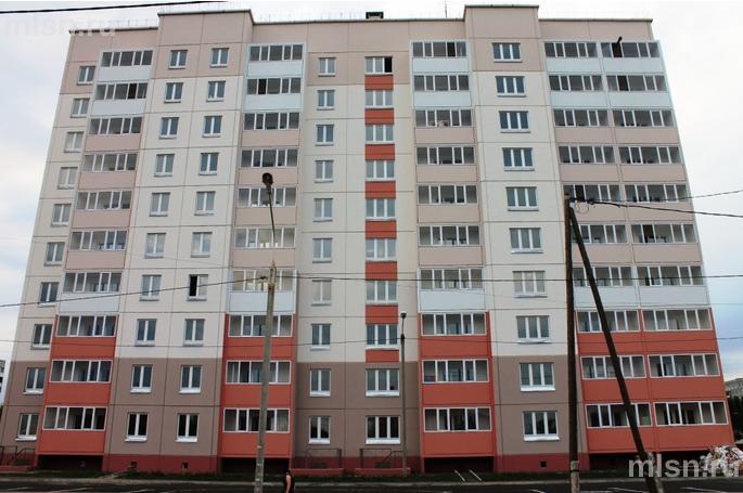 Жилой комплекс-Дом на ул. Чередовая 10-я, 9