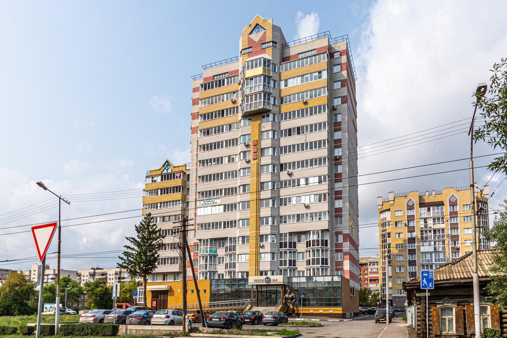Жилой комплекс-Дом на ул. Куйбышева, 113 к1