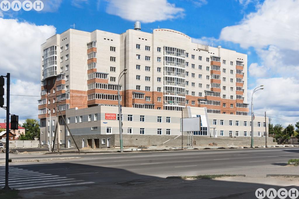 Жилой комплекс-Дом на ул. Масленникова, 25