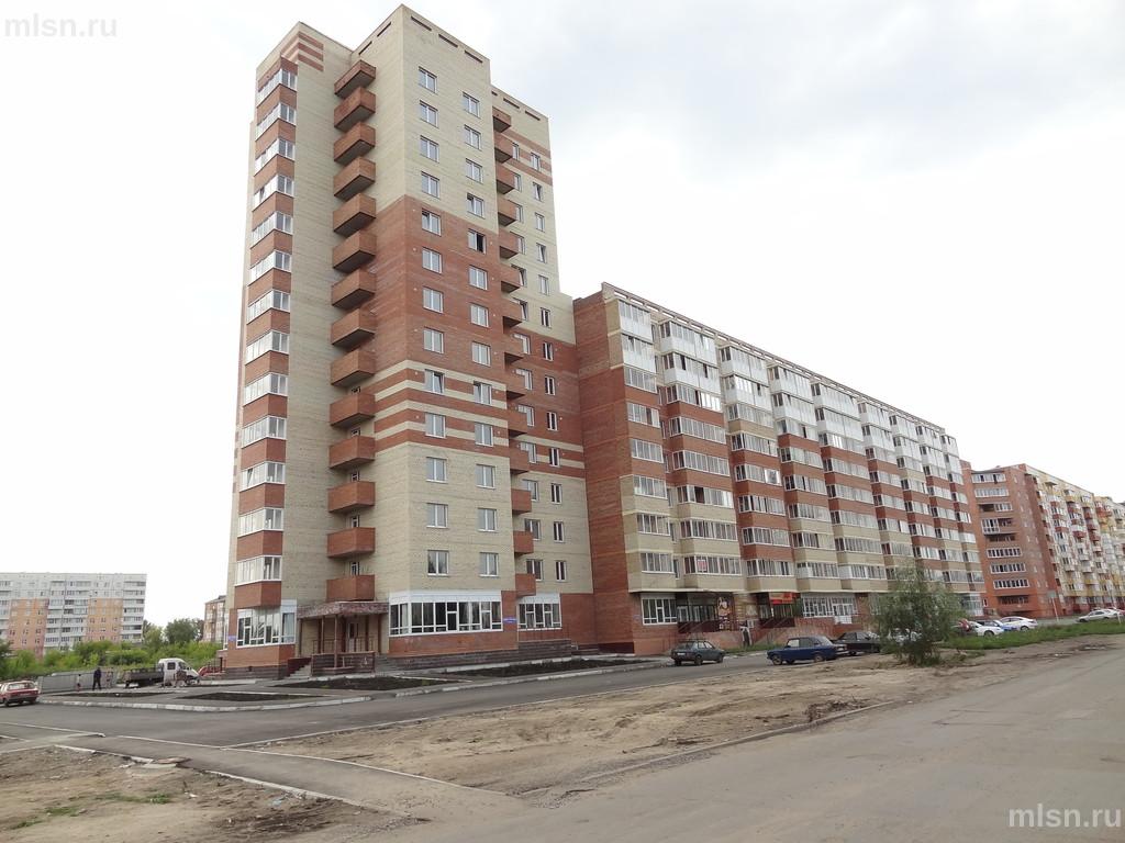 Жилой комплекс-Дом на ул. Малиновского 12/2