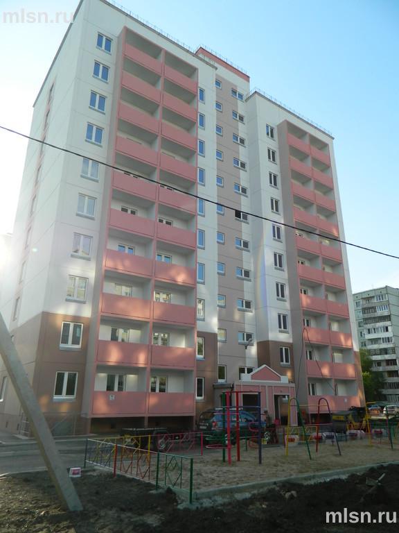 Жилой комплекс-Дом на ул. Кордная 4-я, 52А