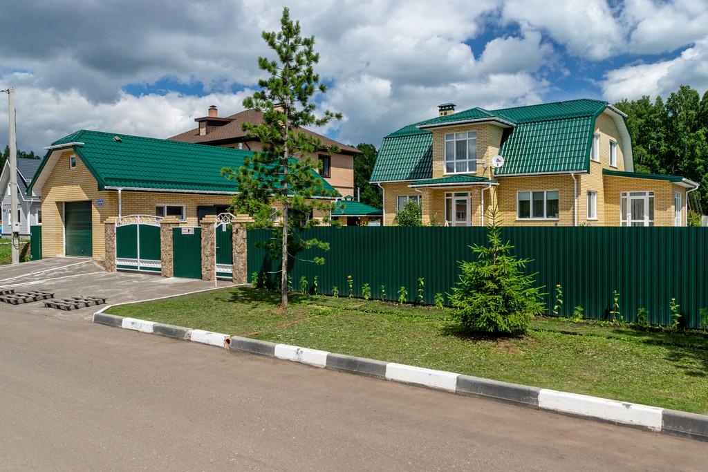 Коттеджный поселок-Пушкинъ