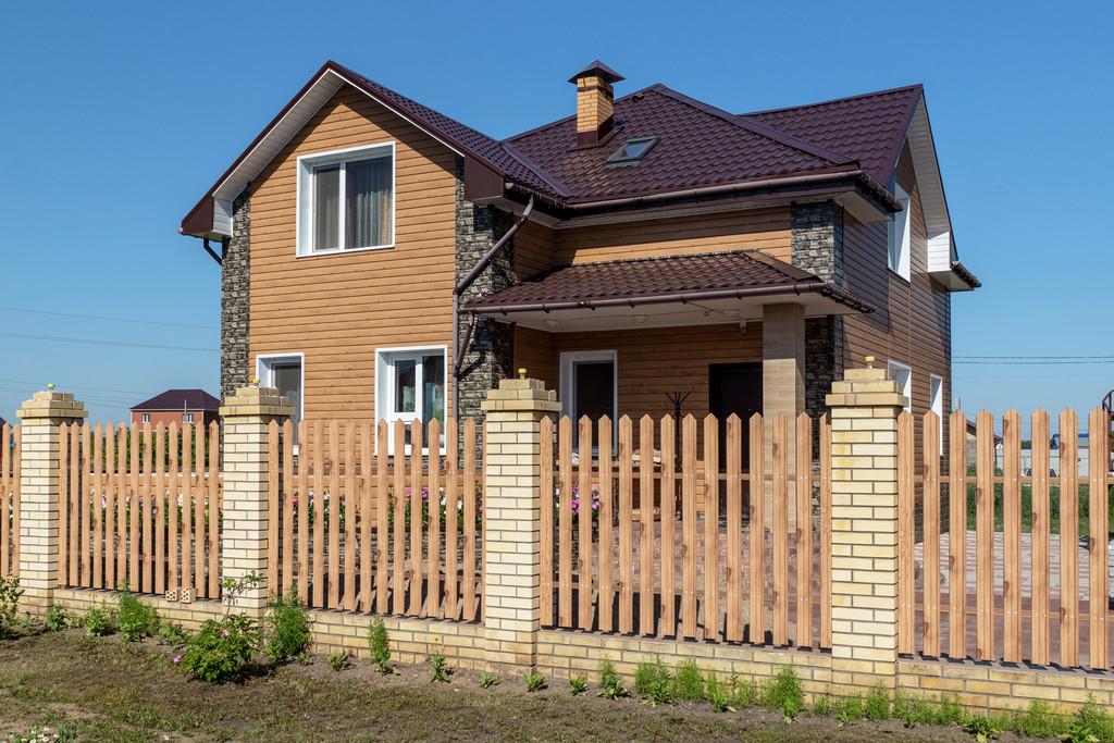Коттеджный поселок-Ребровка-2