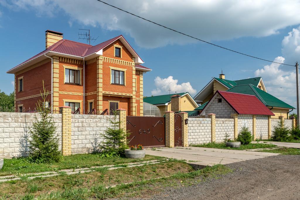 Коттеджный поселок-Новоомский
