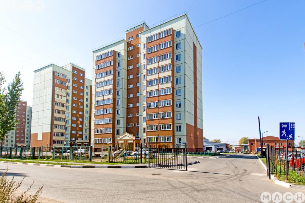 Жилой комплекс-Дом на ул. Молодова, 26