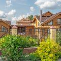 Коттеджный поселок, Красноярка De luxe