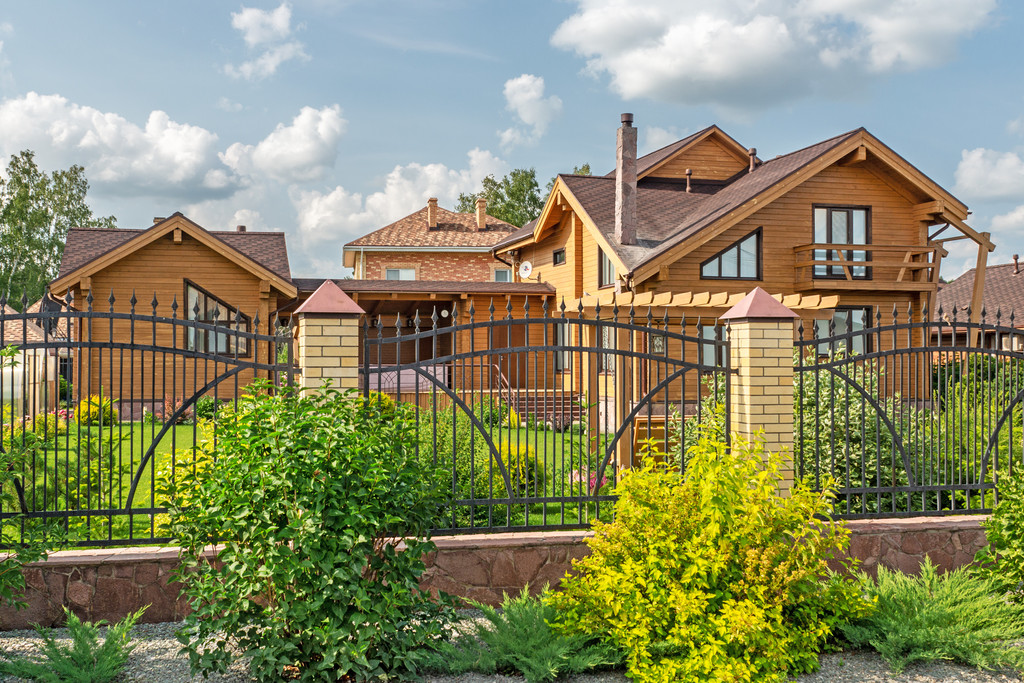 Коттеджный поселок-Красноярка De luxe