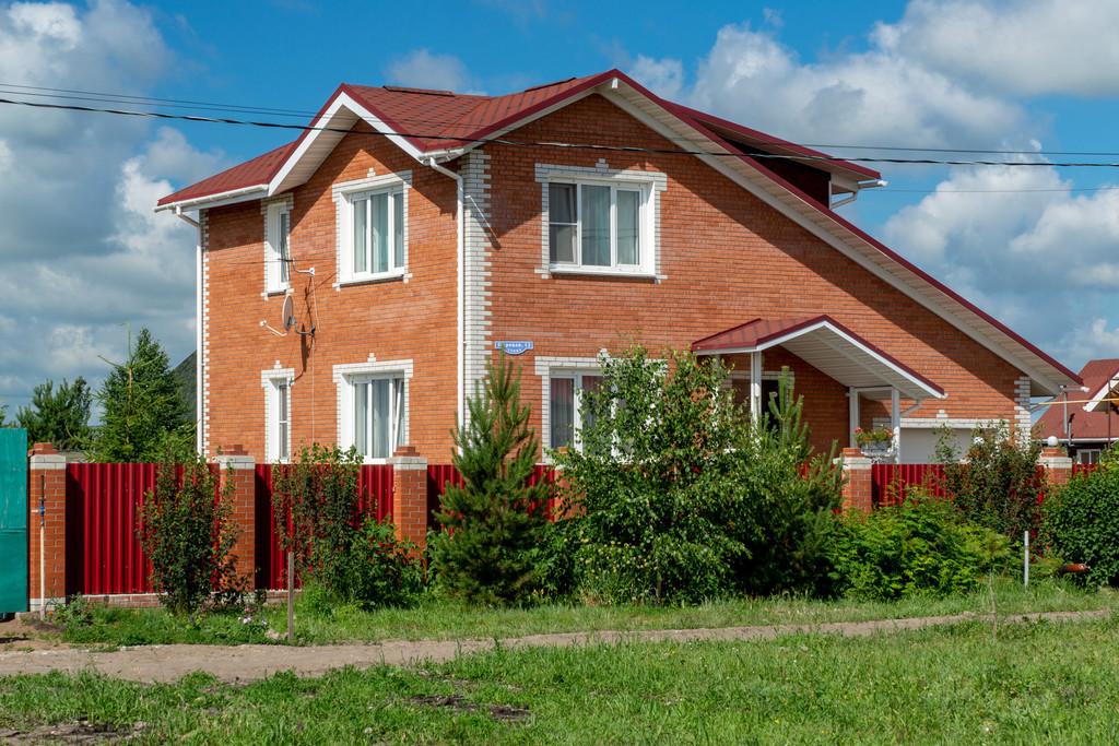 Коттеджный поселок-Александровская усадьба