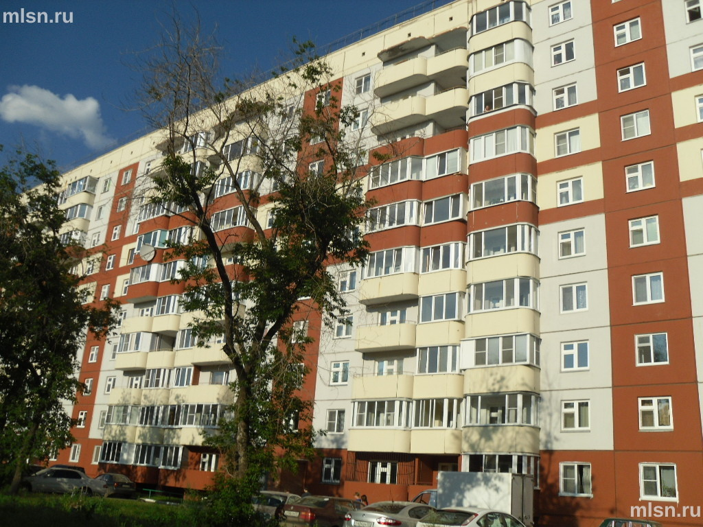 Жилой комплекс-Дом на ул. Бархатовой, 5