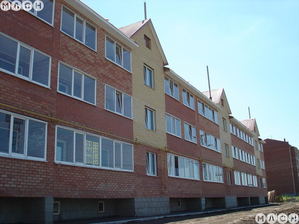Жилой комплекс-Дом на ул. Заводская, 34  (г. Калачинск)