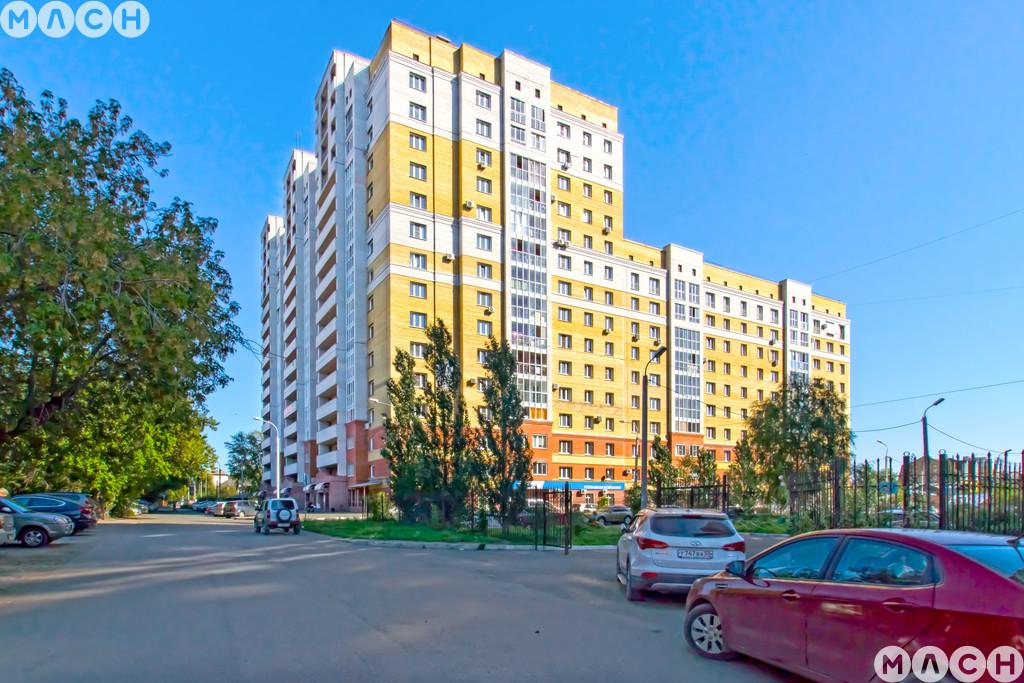 Жилой комплекс-Дом на ул. 5 Армии, 14