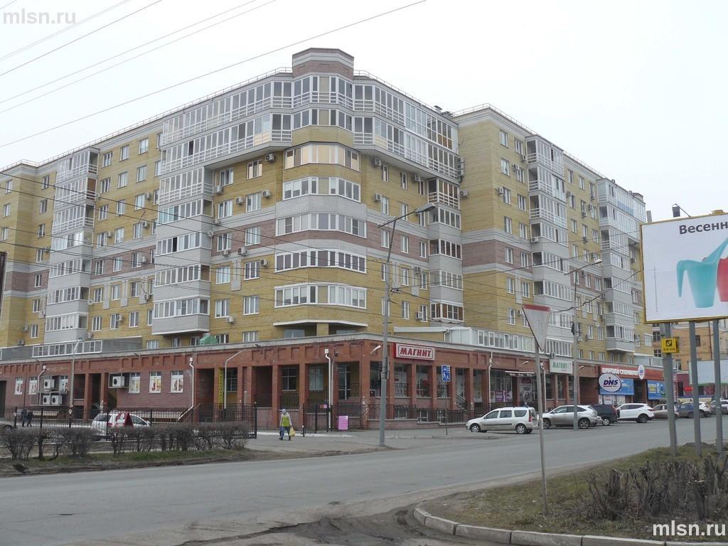 Жилой комплекс-Дом на ул. Маяковского, 97