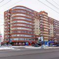 Жилой комплекс, Дом на ул. 10 лет Октября, 50