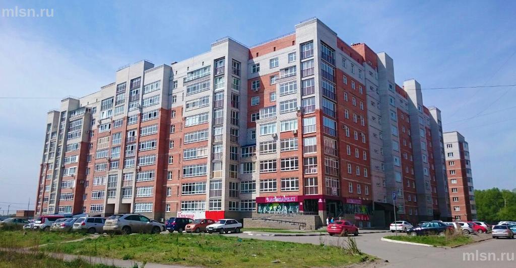 Жилой комплекс-Дом на ул. Малиновского, 19