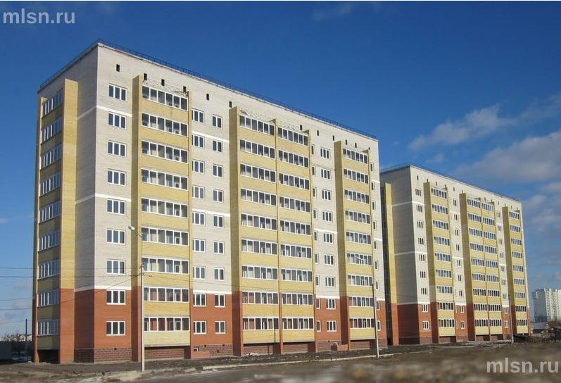 Жилой комплекс-Дома на ул. Крупской, 36 и 38